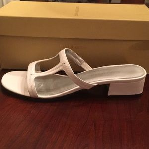 Enzo Angiolini Shoes - Enzo Angiolini Aecathy White Shoe